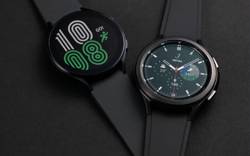 Samsung Galaxy Watch4 e Watch4 Classic