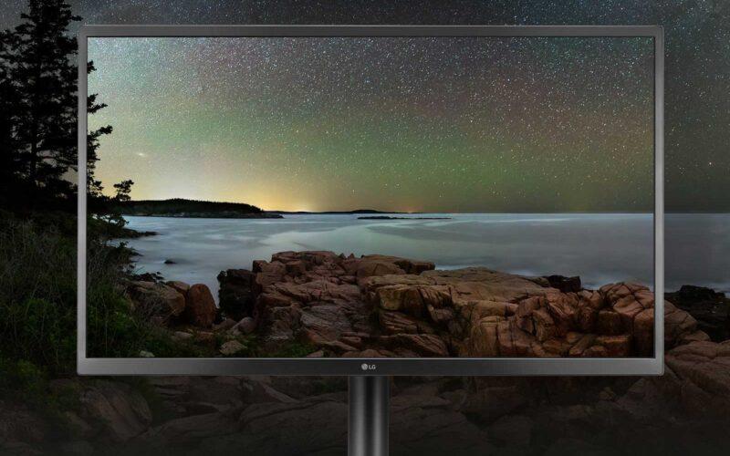 LG 4K UltraFine OLED Pro Monitor