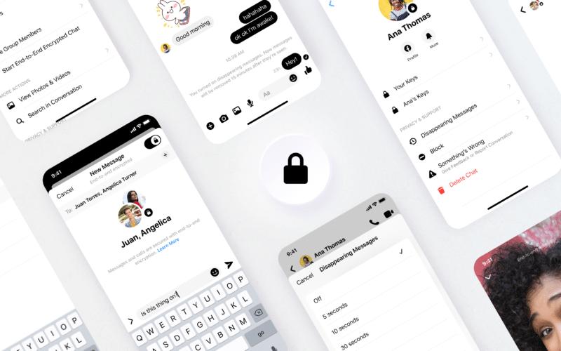 Facebook anuncia criptografia de ponta-a-ponta nas chamadas do Messenger