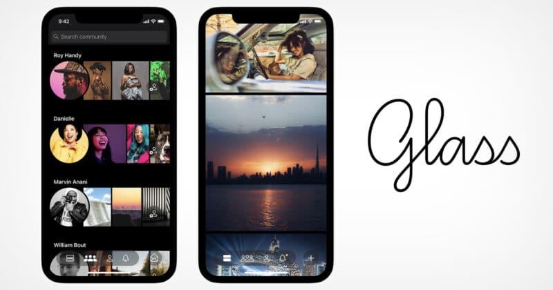 Glass, aplicativo de fotografia