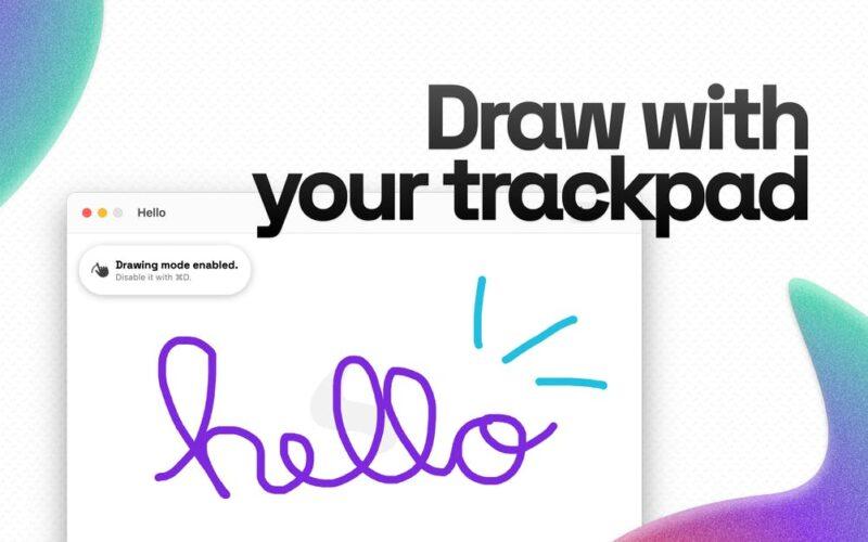 Magic, app de desenho para o Mac