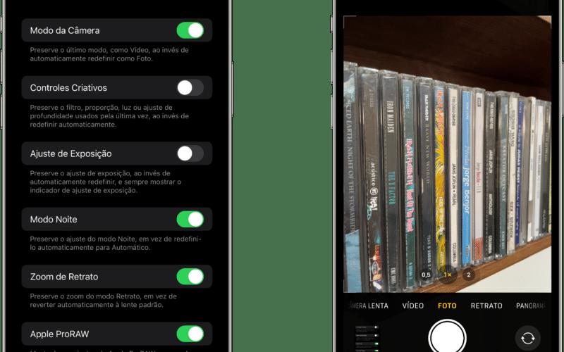 Ajustes envolvendo o modo Noite no iOS 15
