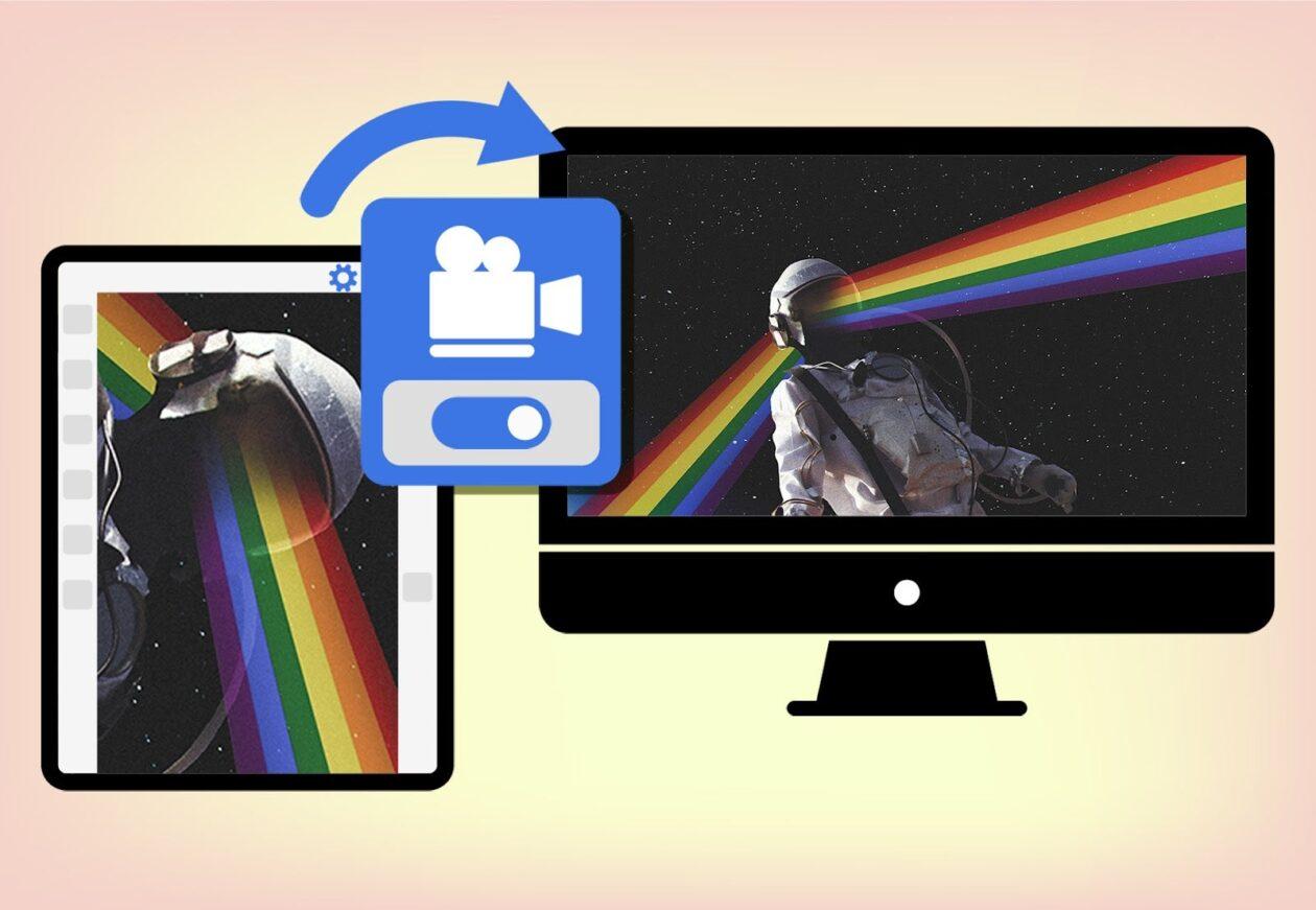 Canvas Projection do Photoshop para iPad