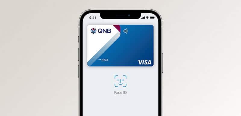 QNB e Apple Pay