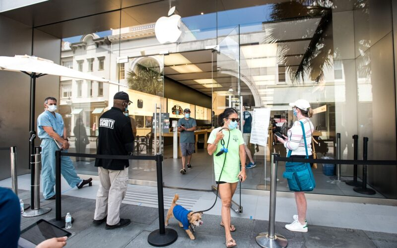 Apple Store Charleston