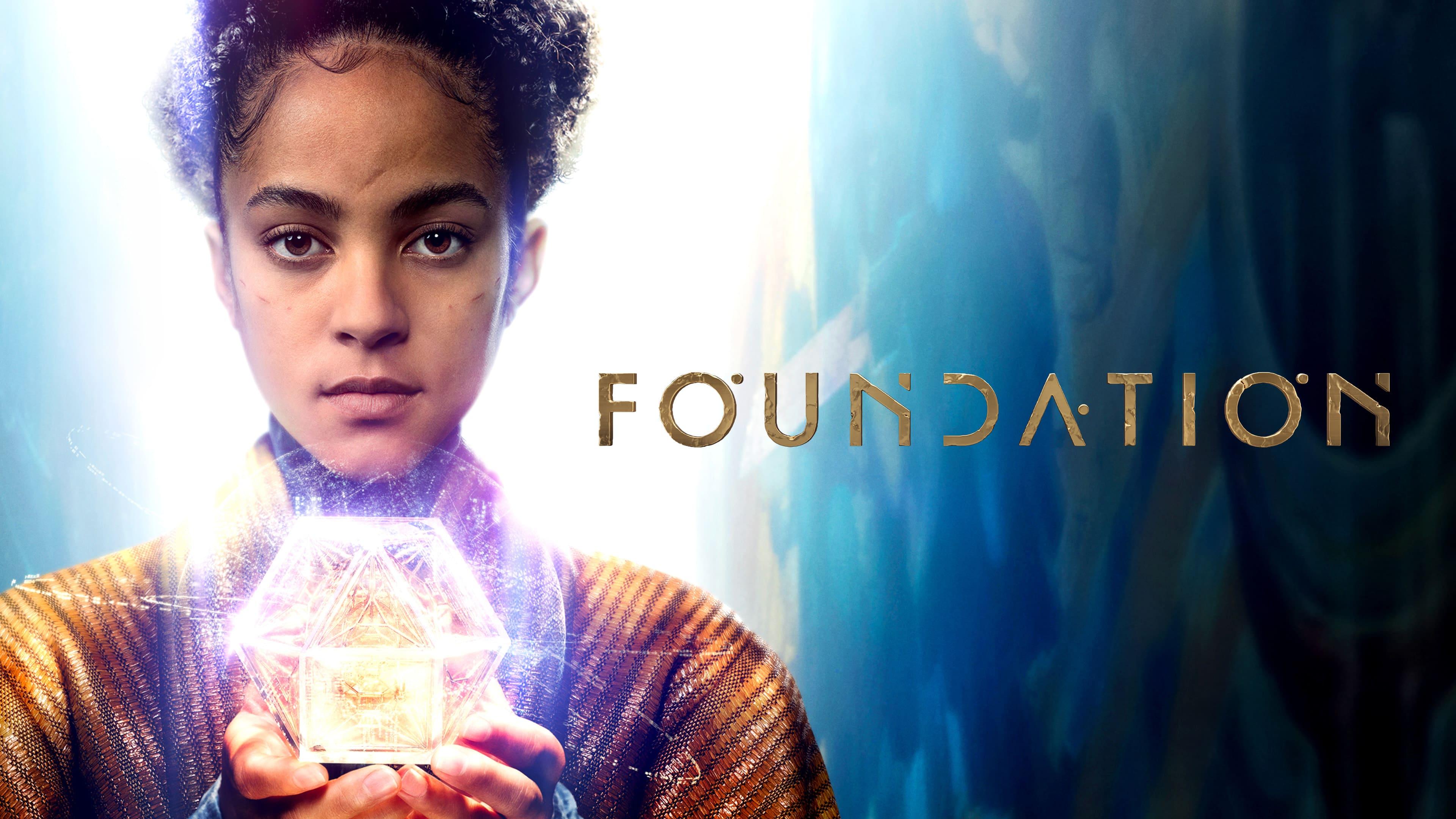 """Divulgação de """"Foundation"""""""