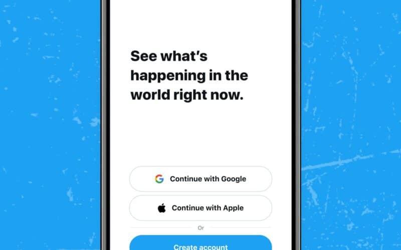"""""""Iniciar sessão com a Apple"""" finalmente está disponível no app do Twitter para iOS"""