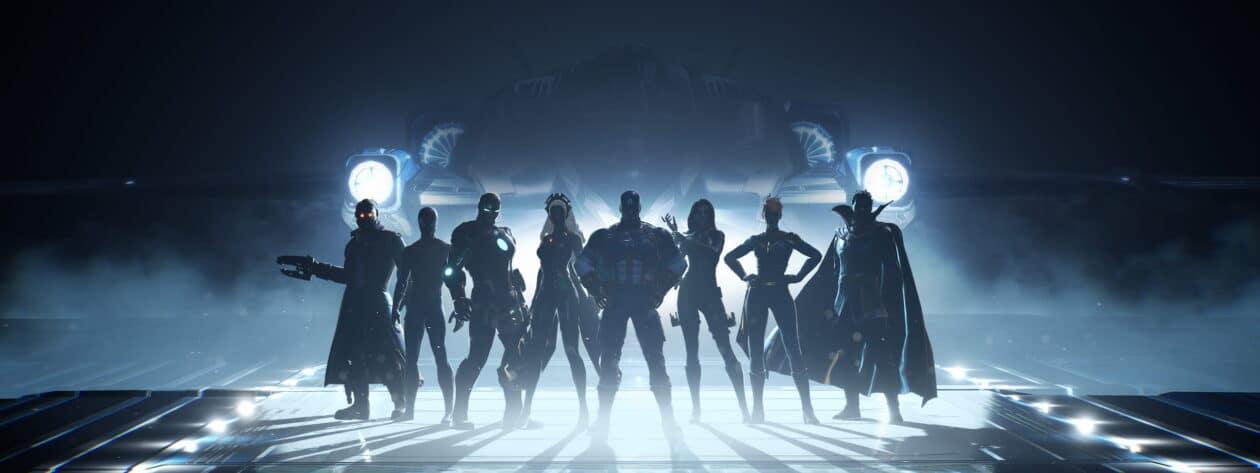 MARVEL Future Revolution - Herois