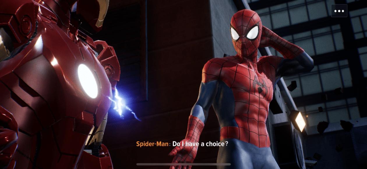 MARVEL Future Revolution Homem-Aranha
