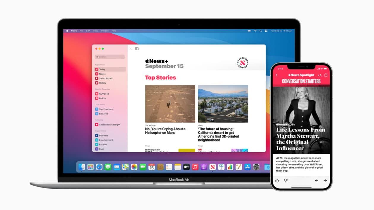 Apple News Partner Program