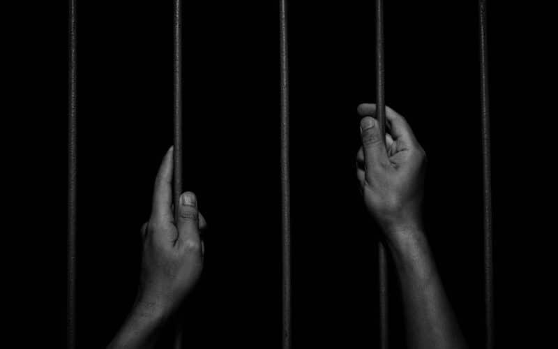 Homem preso
