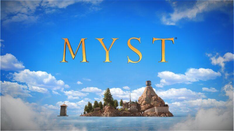 Myst, jogo para macOS
