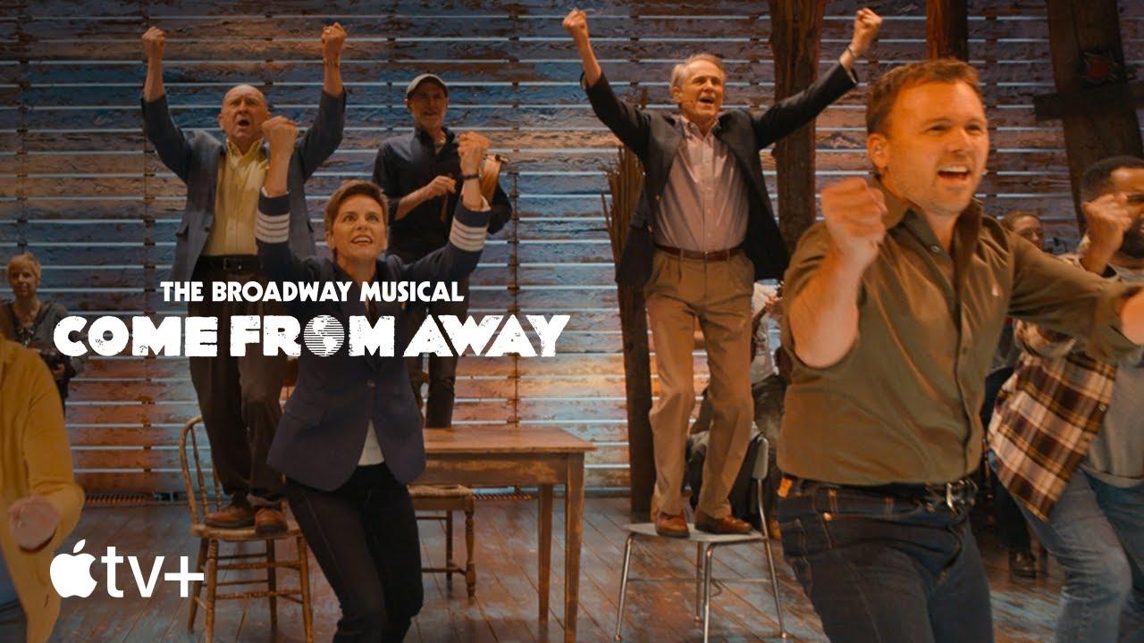 """Trailer de """"Come From Away"""", musical do Apple TV+"""