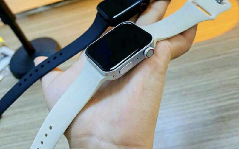 "Suposto clone do ""Apple Watch Series 7"""