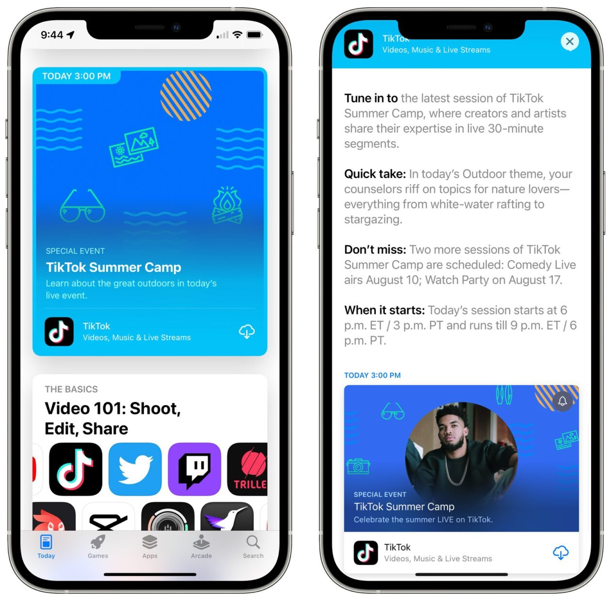 App Store Events