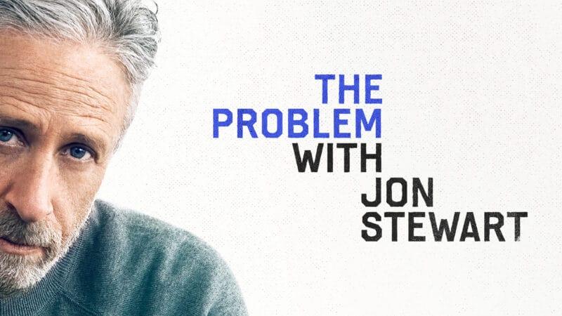 "Divulgação de ""The Problem with Jon Stewart"""
