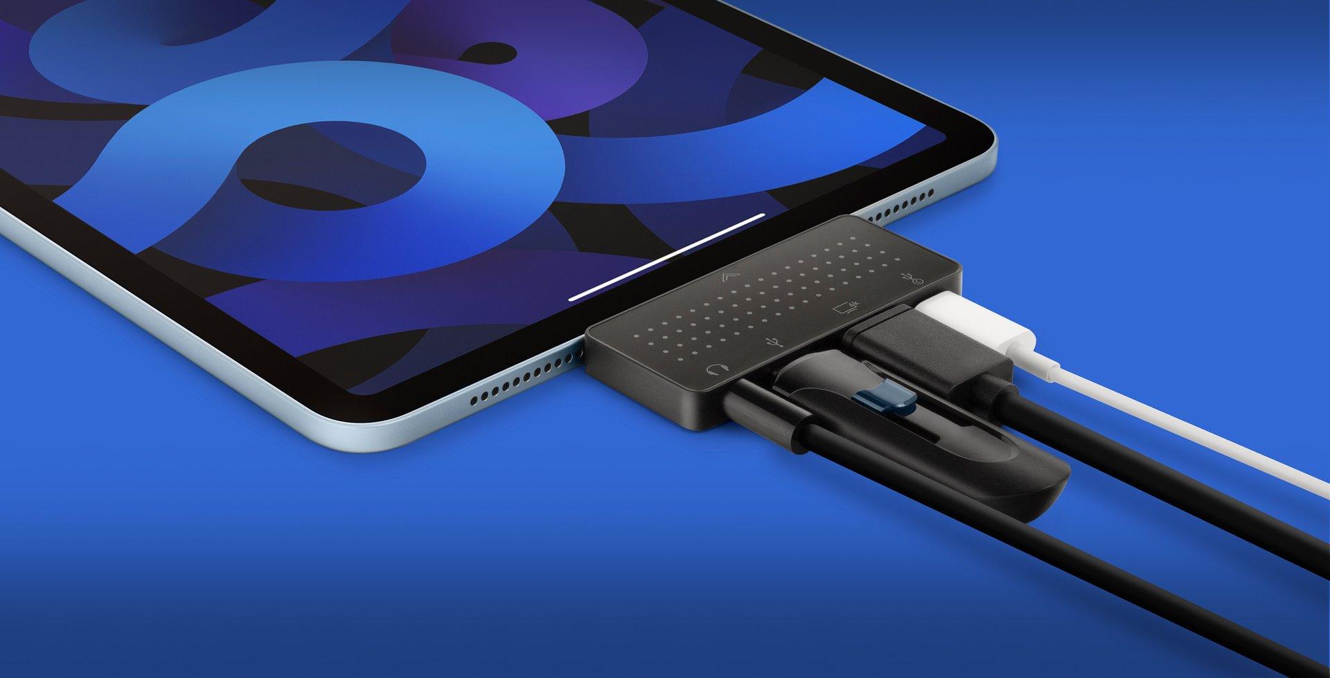 Hub USB-C StayGo mini, da Twelve South