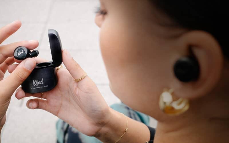 Novos fones da Klipsch, o T5 II True Wireless ANC