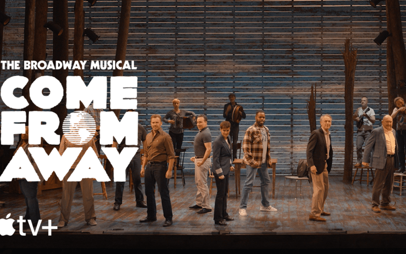"""""""Come From Away"""", musical do Apple TV+"""