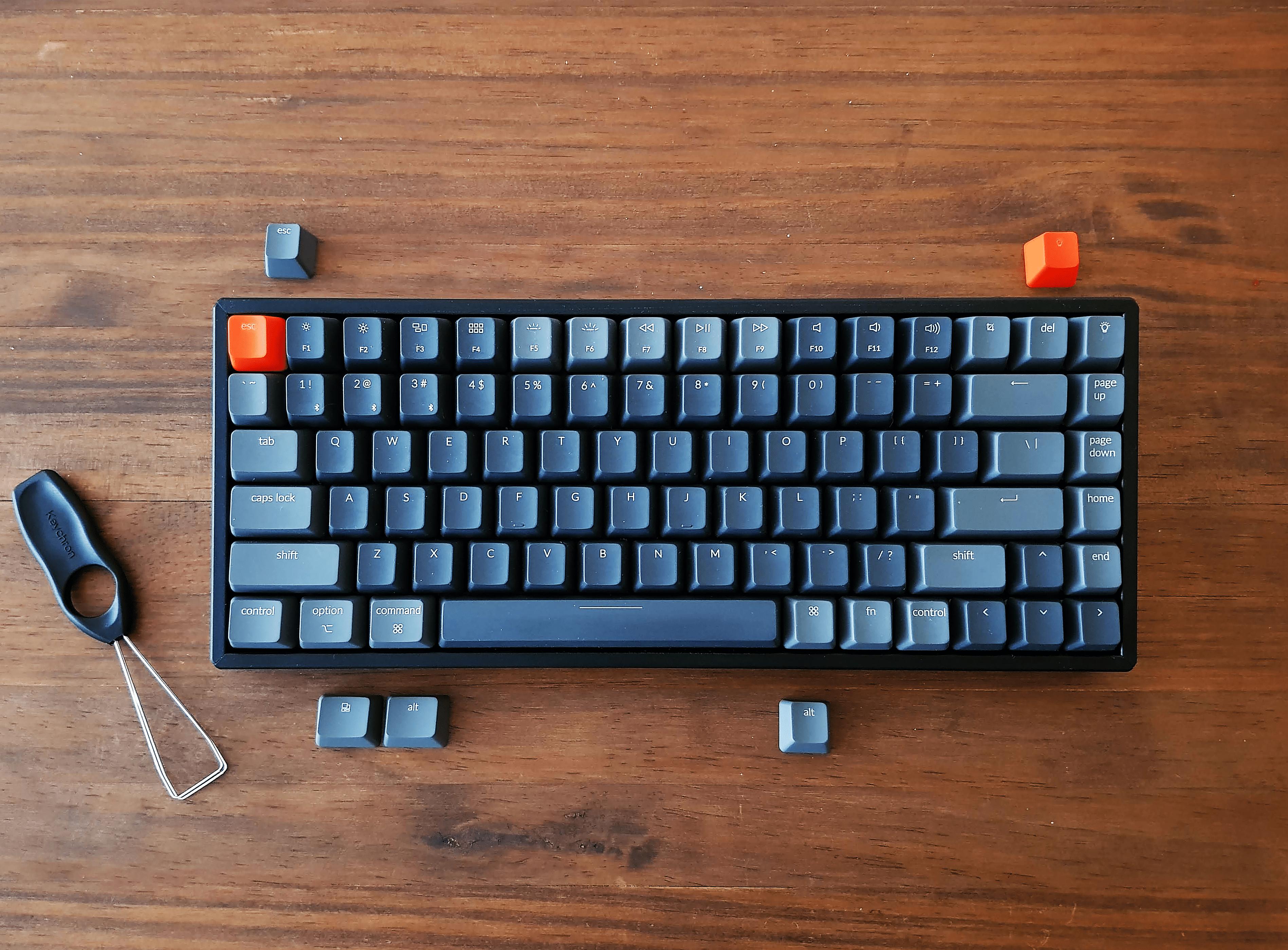 Teclado Keychron K2
