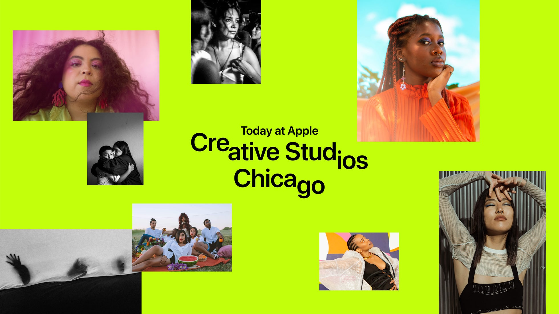 Today at Apple Creative Studios: Chicago