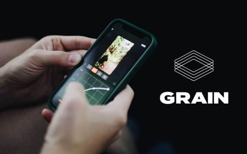 Vídeo de divulgação do Grain