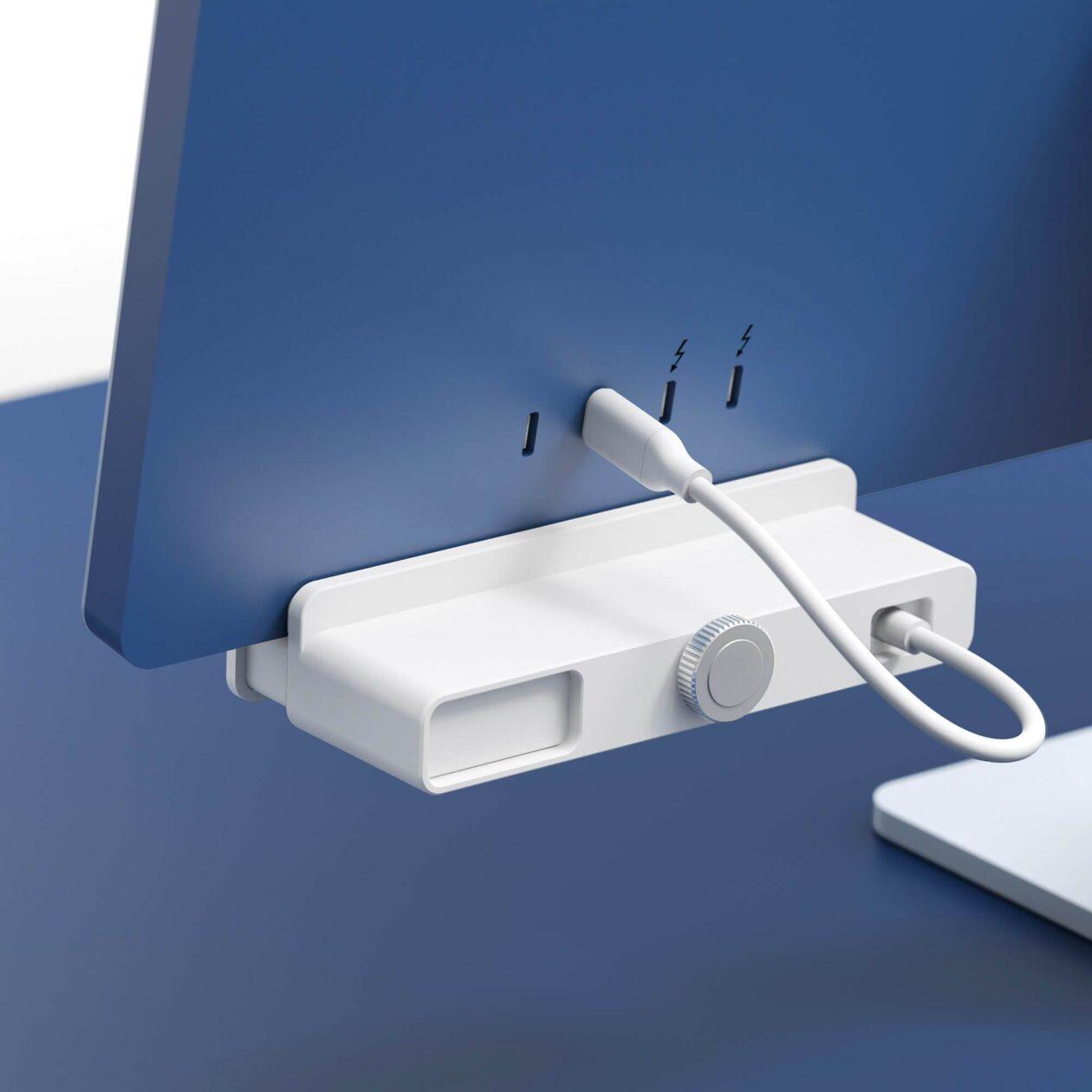 5-in-1 USB-C Hub for iMac 24″