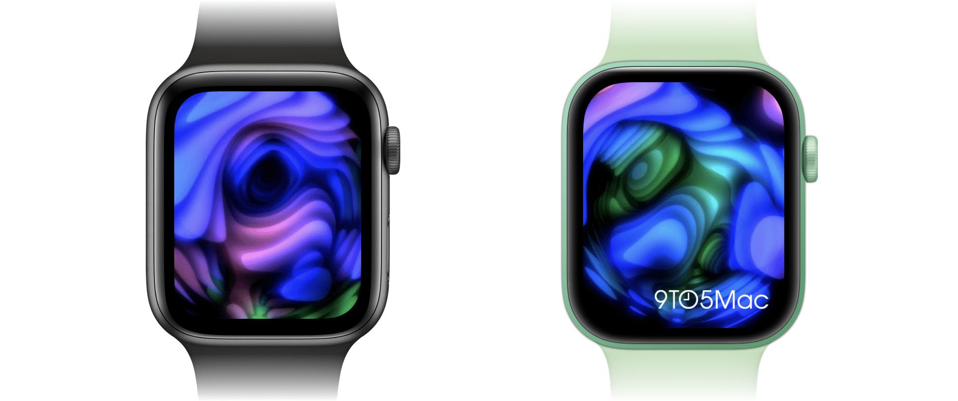 "Mockup: ""Apple Watch Series 7"""
