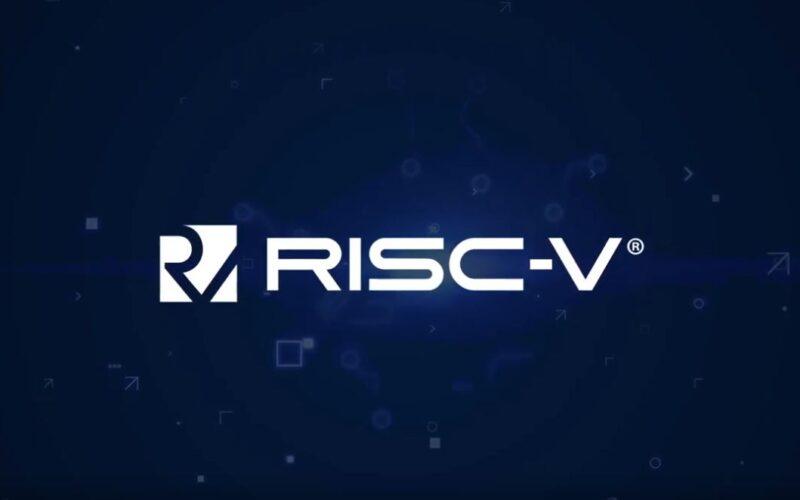 Ilustração de RISC-V
