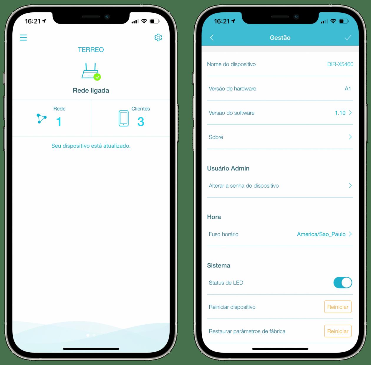 App D-Link Wi-Fi