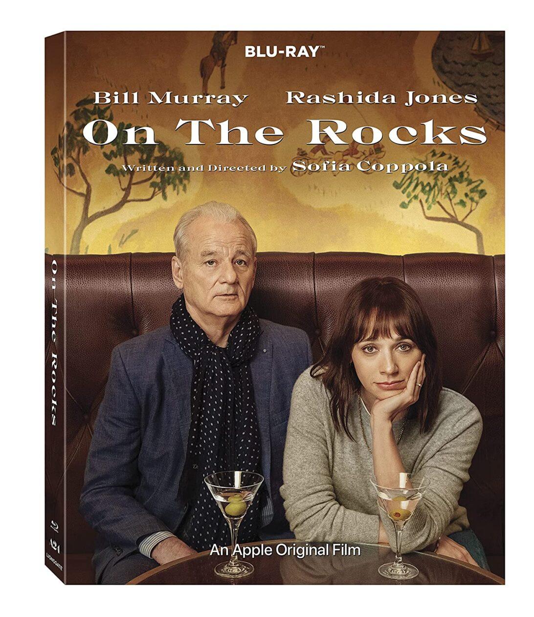 """Blu-ray de """"On the Rocks"""""""