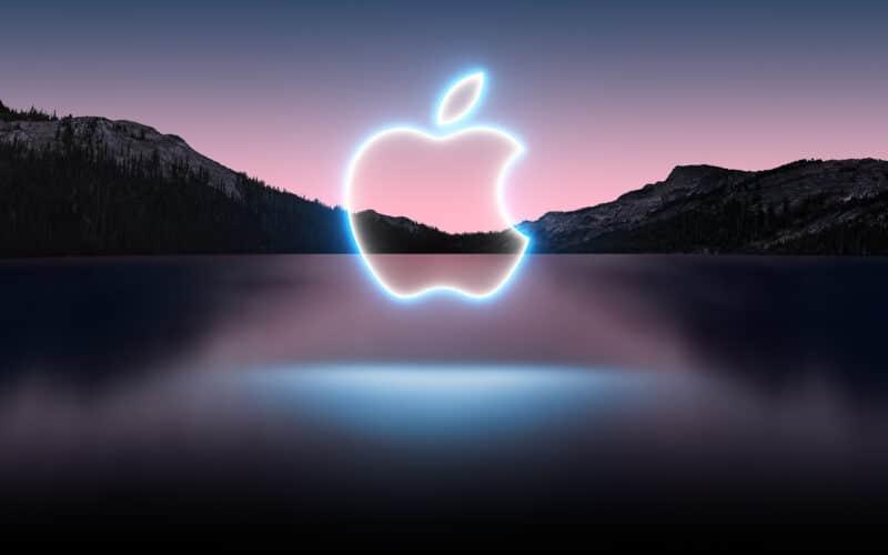 Imagem do evento especial da Apple - California Streaming