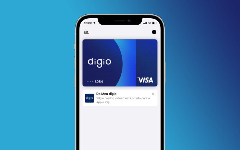 Digio no Apple Pay