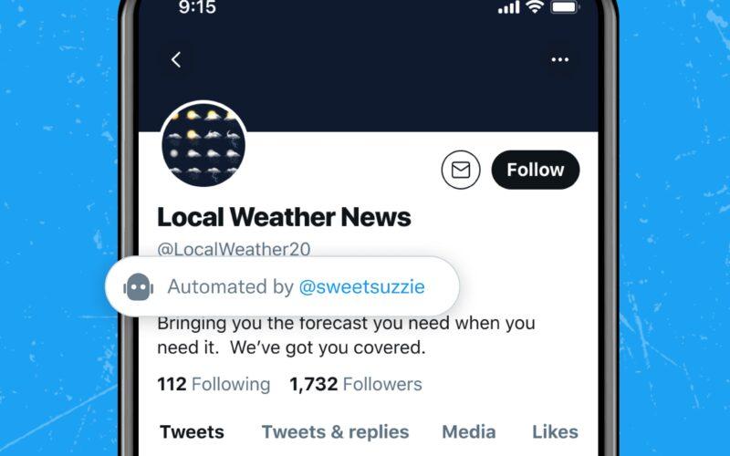 Bots no Twitter