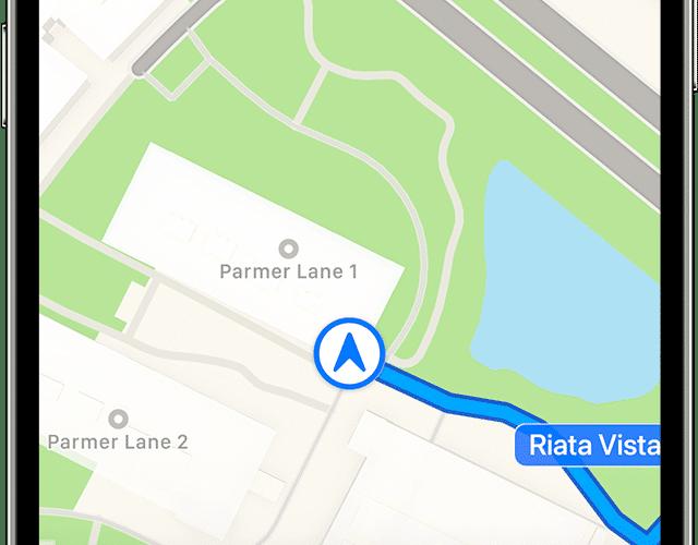 Comunicar incidentes no Mapas da Apple