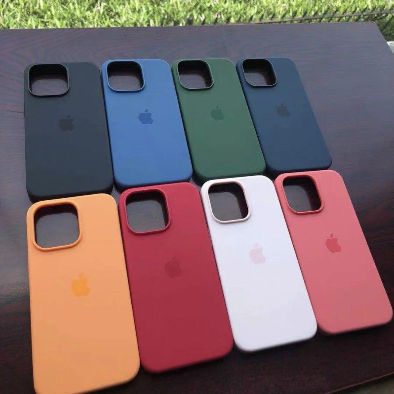 "Supostas cases dos ""iPhones 13"""