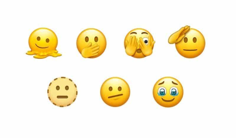 Atualização Emoji 14.0