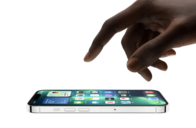 ProMotion no iPhone 13 Pro