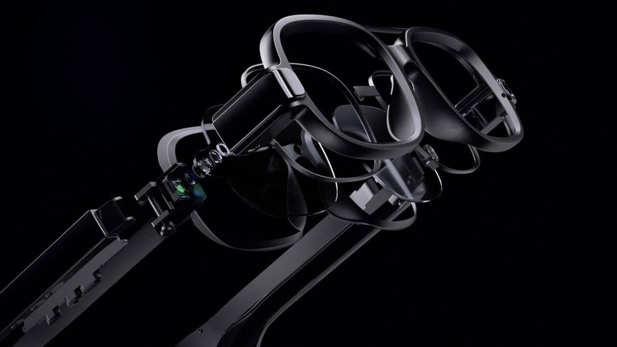 Detalhes do Xiaomi Smart Glasses