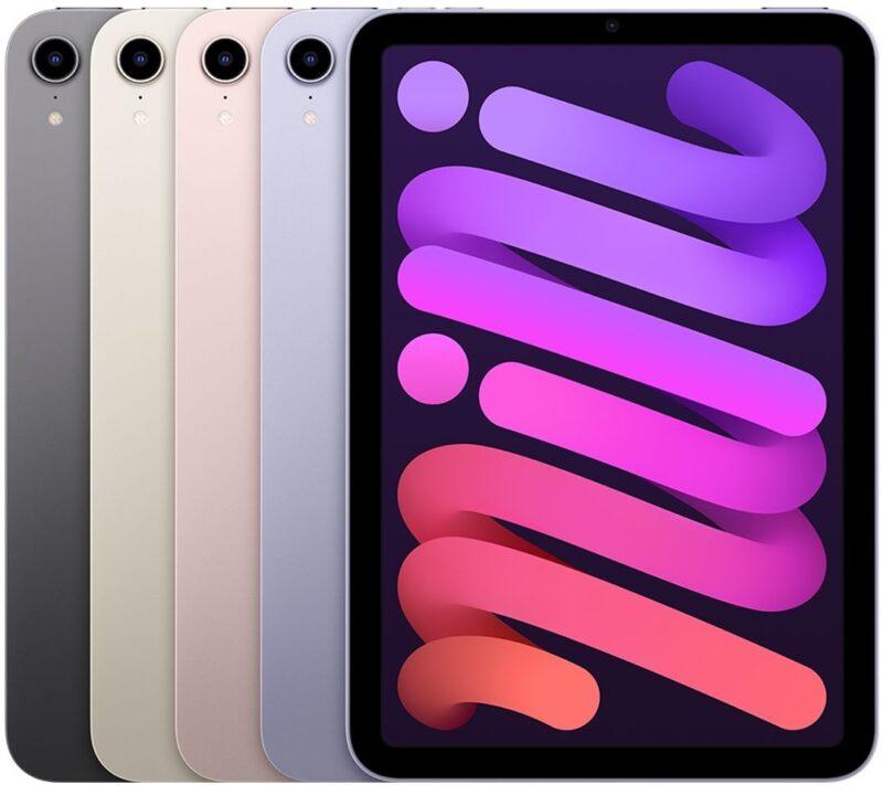 Miniatura do iPad mini de sexta geração