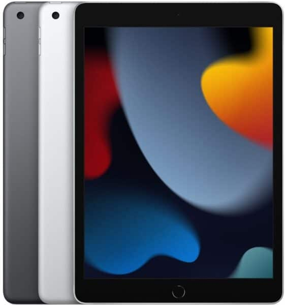Miniatura do iPad de nona geração