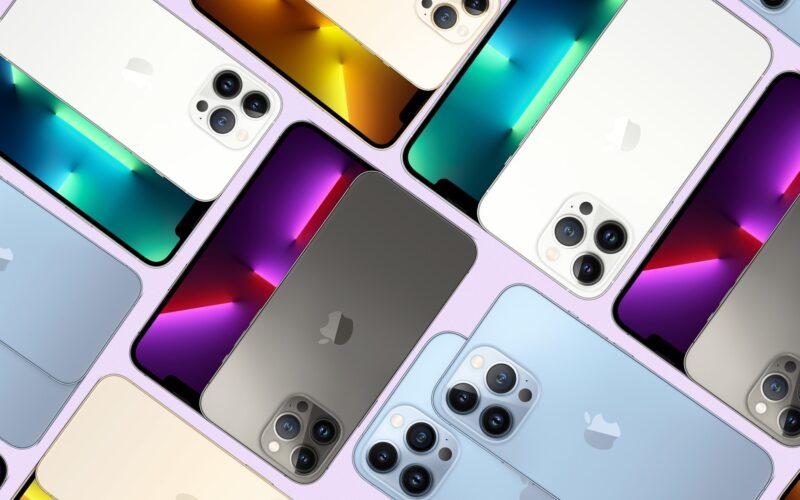 iPhones 13 Pro