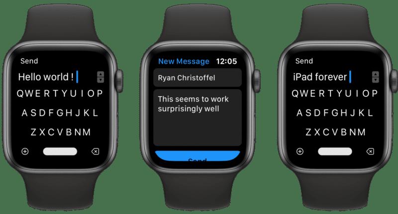 FlickType, teclado para iOS e watchOS
