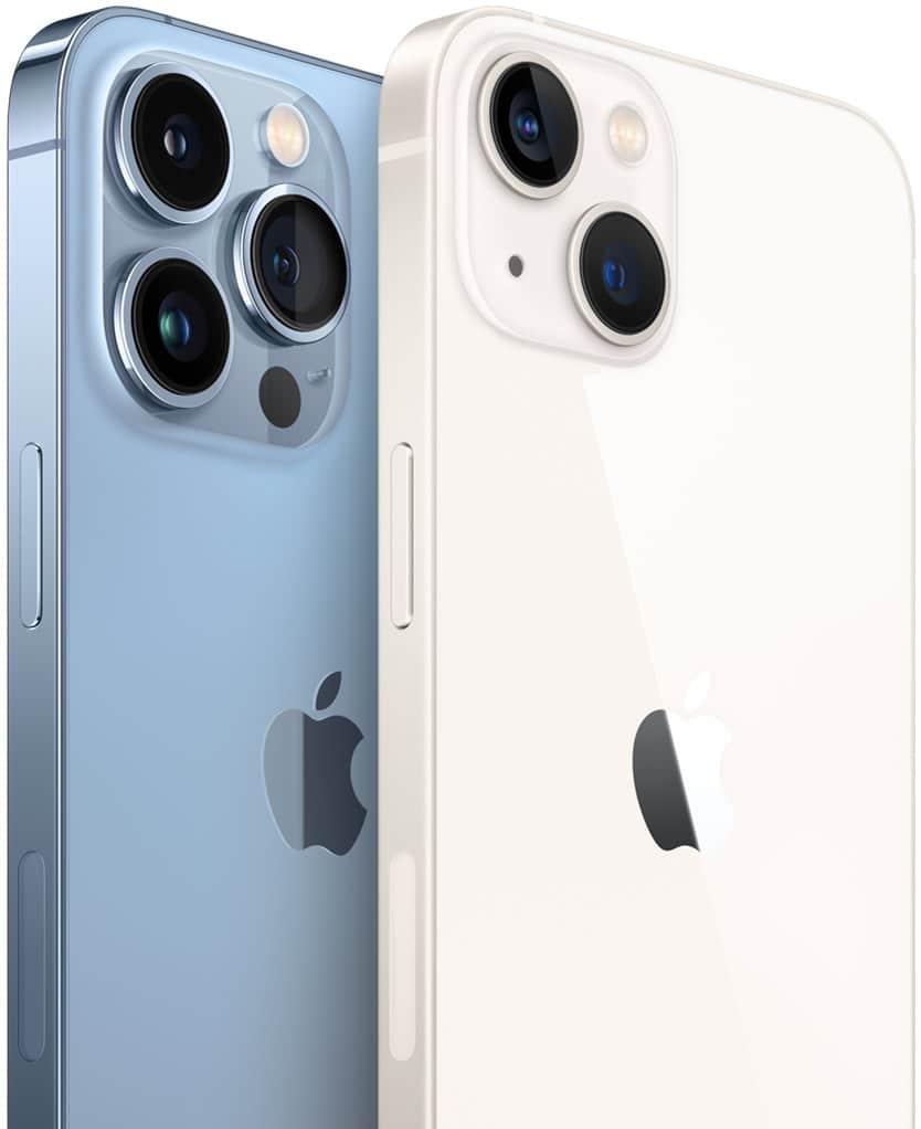 Antena 5G mmWave nos iPhones 13