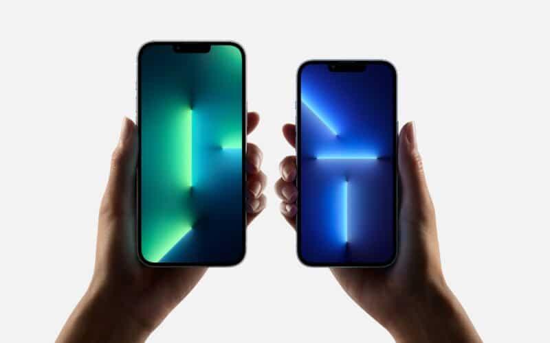 iPhone 13 e iPhone 13 Pro Max