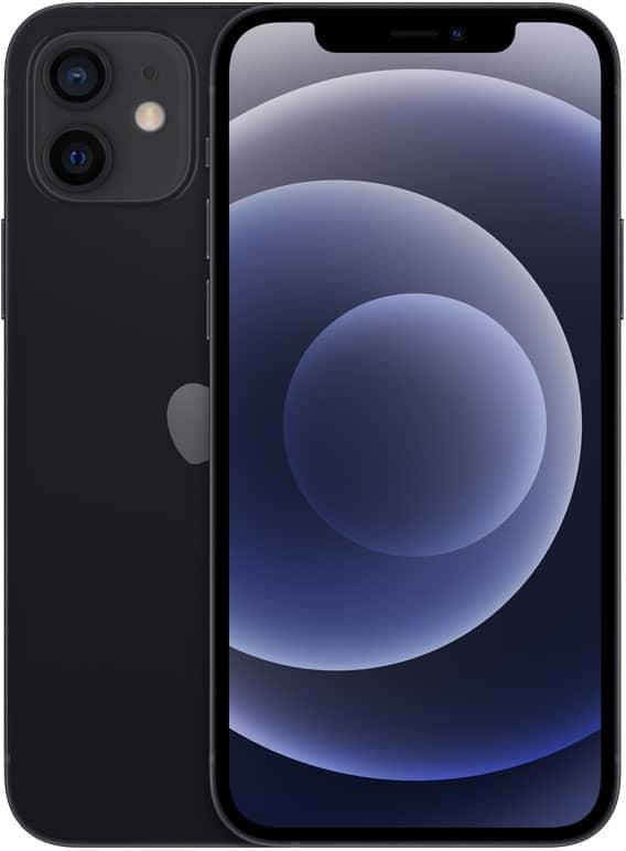 iPhone 12 preto