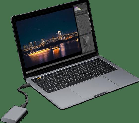 LaCie Mobile SSD Secure