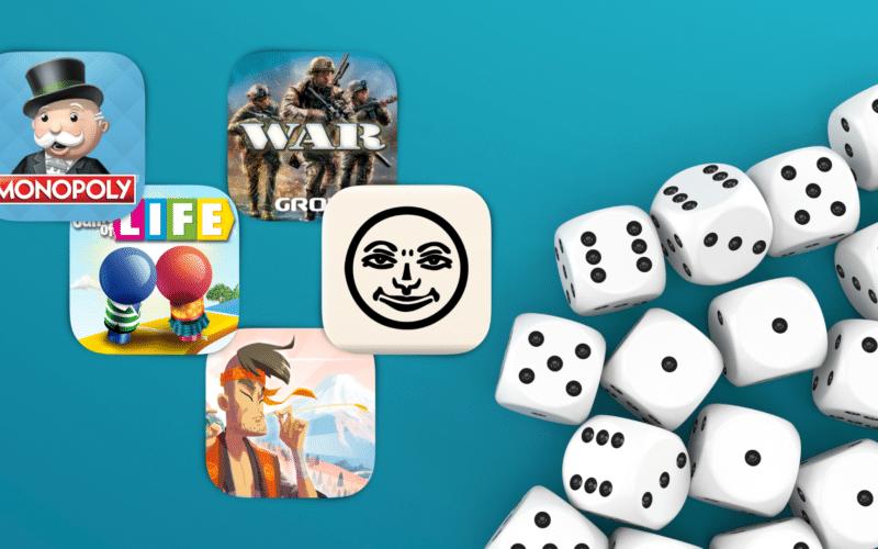 5 Jogos de Tabuleiro para iPhone e iPad