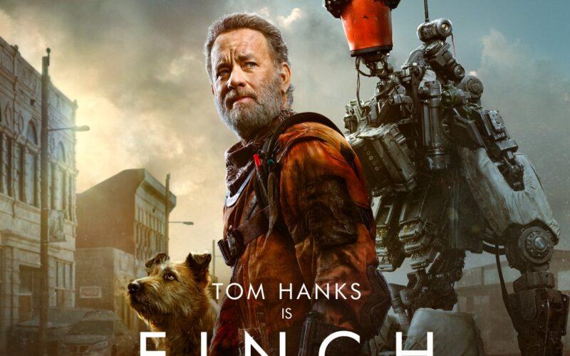 "Pôster de ""Finch"""