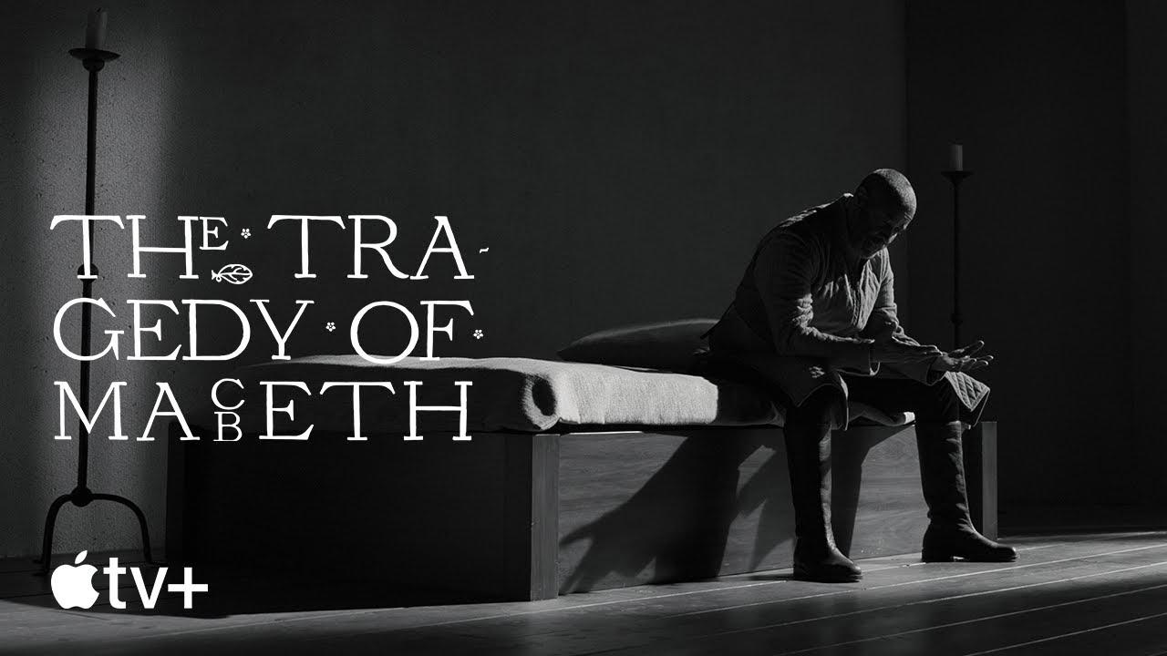 "Trailer de ""The Tragedy of Macbeth"""